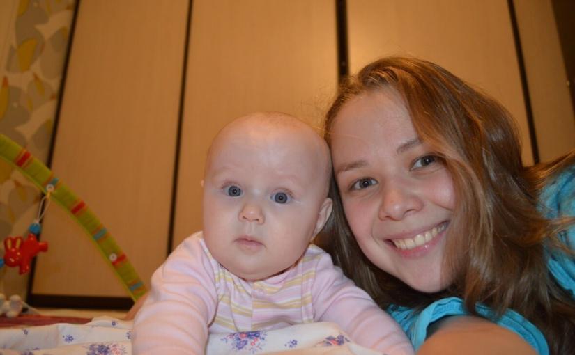 Полгода после родов. Шесть месяцев материнства
